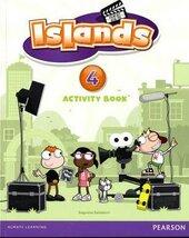 Islands 4  Workbook + pin code - фото обкладинки книги