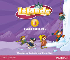 Islands 5 Class Audio CD (аудіодиск) - фото книги