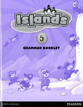 Islands 5 Grammar Booklet (підручник) - фото книги
