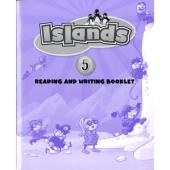 Islands 5 Reading and writing booklet (робочий зошит) - фото обкладинки книги