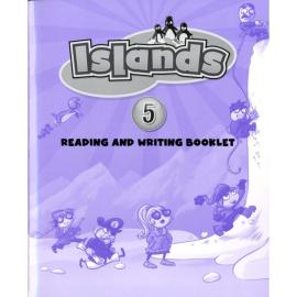 Islands 5 Reading and writing booklet (робочий зошит) - фото книги