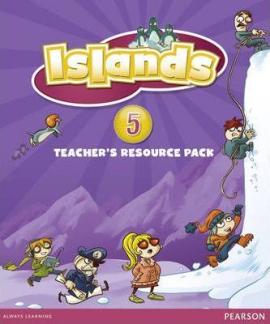 Islands 5 Teacher's Book big pack + CD (книга вчителя) - фото книги