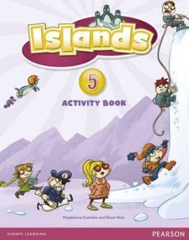 Islands 5  Workbook + pin code - фото книги