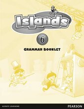 Islands 6 Grammar Booklet (підручник) - фото обкладинки книги