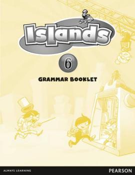 Islands 6 Grammar Booklet (підручник) - фото книги