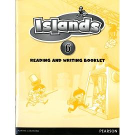 Islands 6 Reading and Writing Booklet (робочий зошит) - фото книги