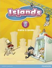 Islands 6 Student Book + pin code (підручник) - фото обкладинки книги