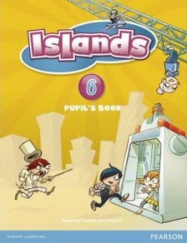 Islands 6 Student Book + pin code (підручник) - фото книги