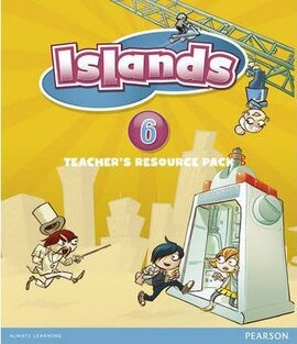Islands 6 Teacher's Book big pack + CD (книга вчителя) - фото книги
