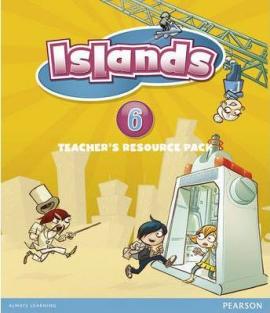 Islands 6 Teacher's Book big pack + CD (книга вчителя) - фото книги