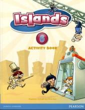 Islands 6  Workbook + pin code - фото обкладинки книги