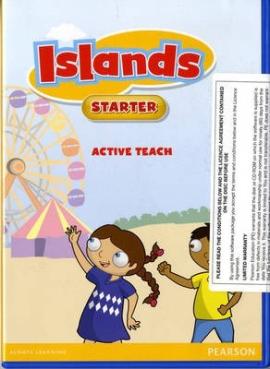 Islands Starter Active Teach (інтерактивний курс) - фото книги