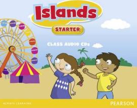 Islands Starter Class Audio CD (аудіодиск) - фото книги