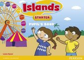 Islands Starter Student Book + pin code (підручник) - фото обкладинки книги