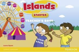 Islands Starter Teacher's Book big pack + CD (книга вчителя) - фото книги
