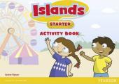 Islands Starter Workbook + pin code - фото обкладинки книги