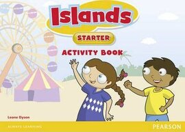 Islands Starter Workbook + pin code - фото книги