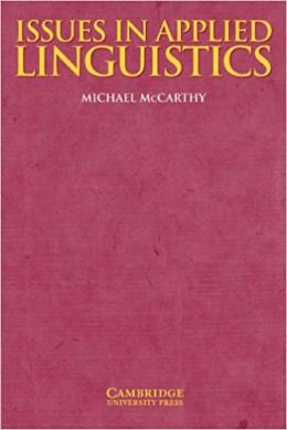 Issues in Applied Linguistics (Cambridge Applied Linguistics) - фото книги