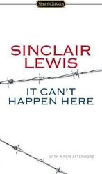 Книга It Can't Happen Here