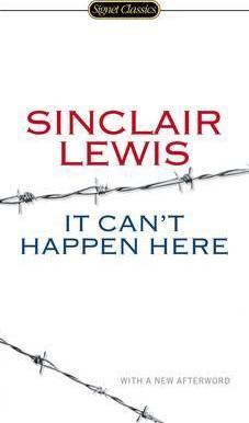 It Can't Happen Here - фото книги