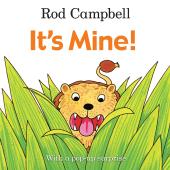 It's Mine! Board Book - фото обкладинки книги