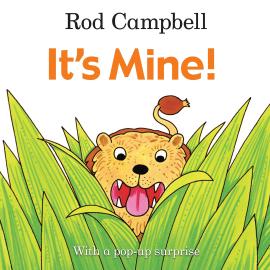 It's Mine! Board Book - фото книги