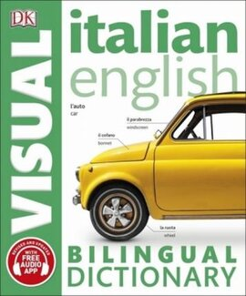 Italian-English Bilingual Visual Dictionary - фото книги