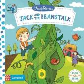 Jack and the Beanstalk - фото обкладинки книги