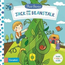 Jack and the Beanstalk - фото книги