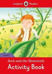 Jack and the Beanstalk Activity Book - Ladybird Readers Level 3 - фото обкладинки книги
