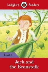 Jack and the Beanstalk - Ladybird Readers Level 3 - фото обкладинки книги