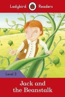 Jack and the Beanstalk - Ladybird Readers Level 3 - фото книги