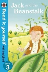 Jack and the Beanstalk - Read it yourself with Ladybird : Level 3 - фото обкладинки книги
