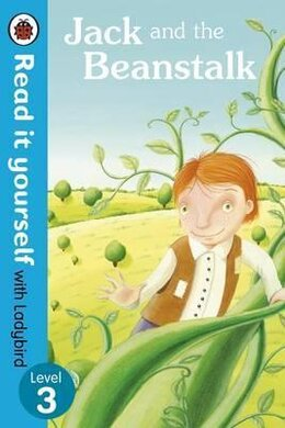 Jack and the Beanstalk - Read it yourself with Ladybird : Level 3 - фото книги