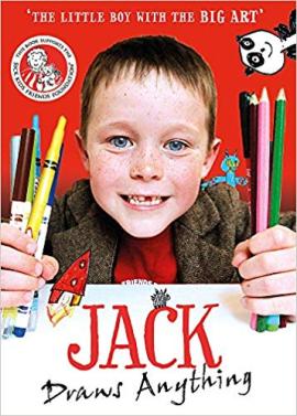 Jack Draws Anything - фото книги