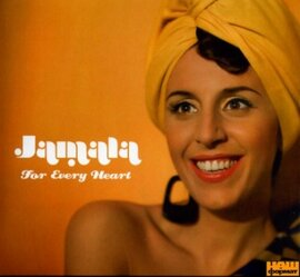 "Jamala ""For Every Heart"" - фото книги"