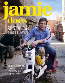 Книга Jamie Does