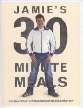 Jamie's 30-Minute Meals - фото обкладинки книги