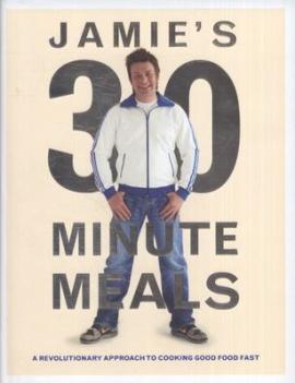 Книга Jamie's 30-Minute Meals