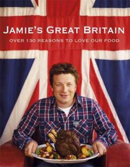 Jamie's Great Britain - фото книги