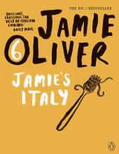 Jamie's Italy - фото обкладинки книги