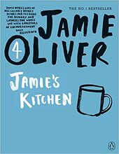Jamie's Kitchen - фото обкладинки книги