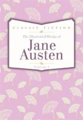 Jane Austen Volume 1 : Pride and Prejudice, Mansfield Park and Persuasion - фото обкладинки книги