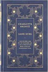 Jane Eyre. Faux Leather Edition - фото обкладинки книги