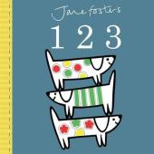 Jane Foster's 123 - фото обкладинки книги