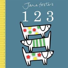 Jane Foster's 123 - фото книги
