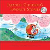 Japanese Children's Favourite Stories - фото обкладинки книги