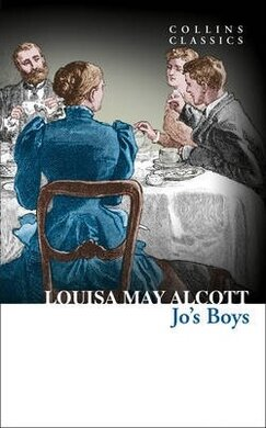 Jo's Boys - фото книги
