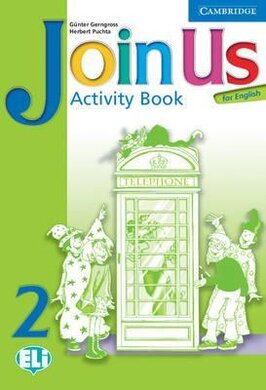 Підручник Join Us for English 2 Activity Book