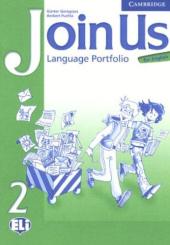 Join Us for English 2 Language Portfolio - фото обкладинки книги